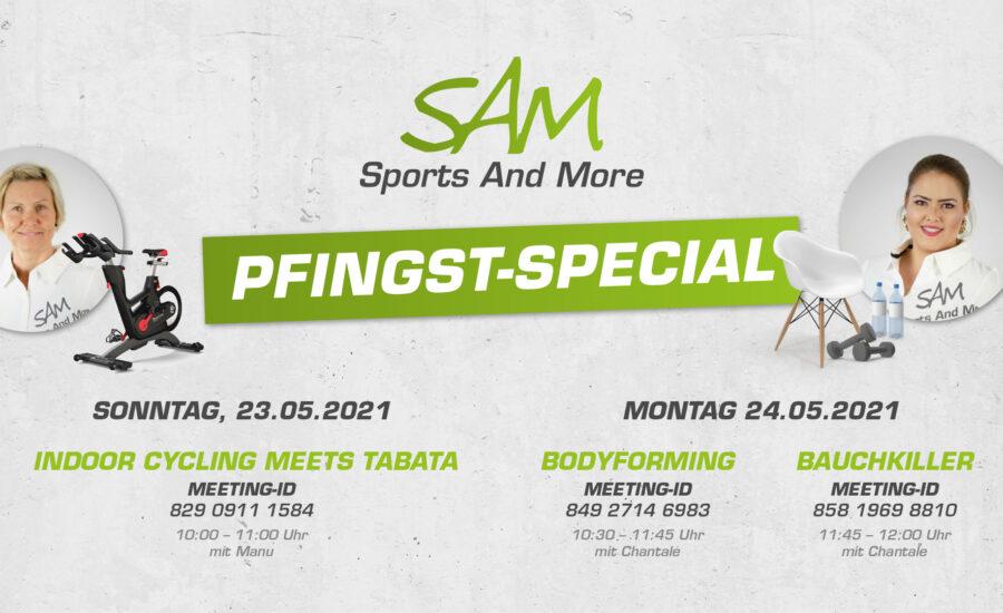 Pfingst-Special