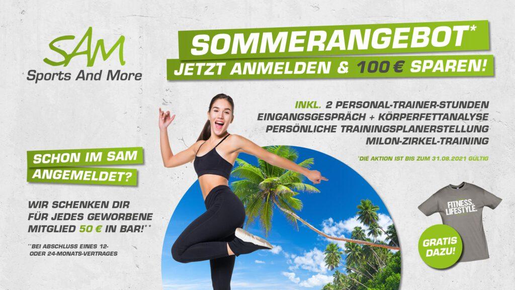 Fitnessstudio Mitgliedschaft Angebot